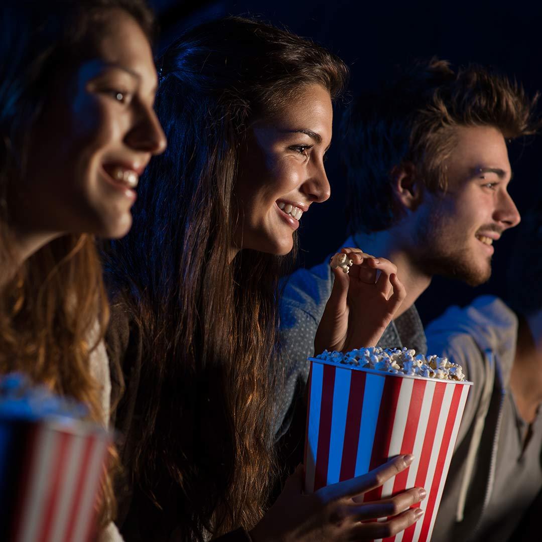 Safe Air System für Kinos